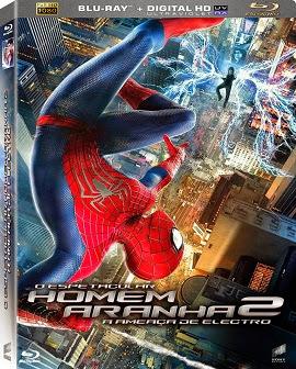O Espetacular Homem-Aranha 2: A Ameaça de Electro (2014) BRrip Blu-Ray 1080p Dublado – Torrent Download