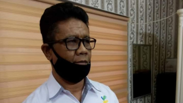 Foto: Kepala Dinas Sosial Kota Padang Arfian. e-Warong Diminta Supaya Berinovasi.