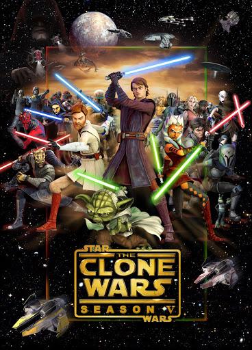 Star Wars: The Clone Wars Season 5 ตอนที่ 1-20 END [ซับไทย]