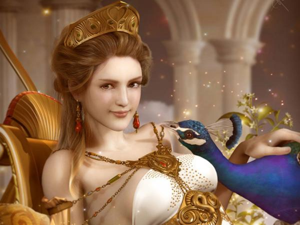 Beauty In The Golden Castle, Magic Beauties 3