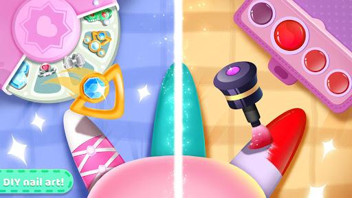little monster's makeup game screenshot 3