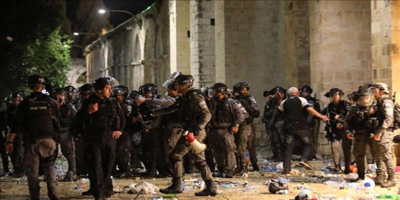 Ketum MUI Minta Rakyat Palestina Mawas Diri, ICMI: Kok Jadi Seolah Mereka Yang Salah?