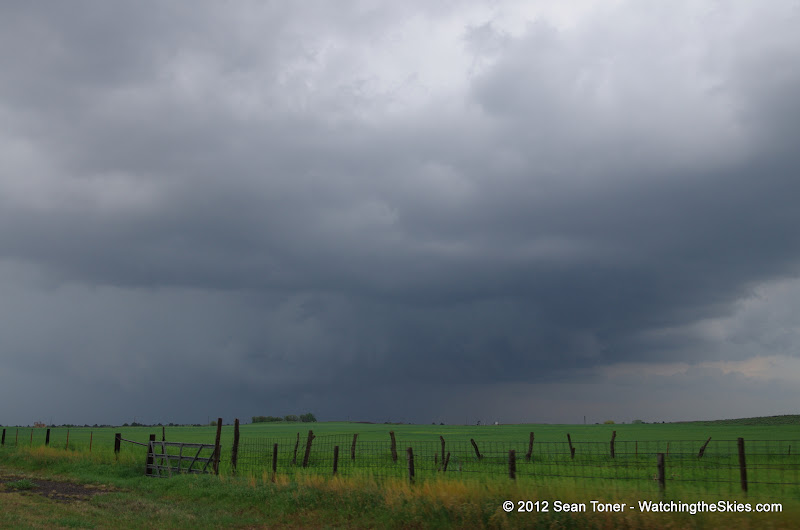 04-14-12 Oklahoma & Kansas Storm Chase - High Risk - IMGP0385.JPG