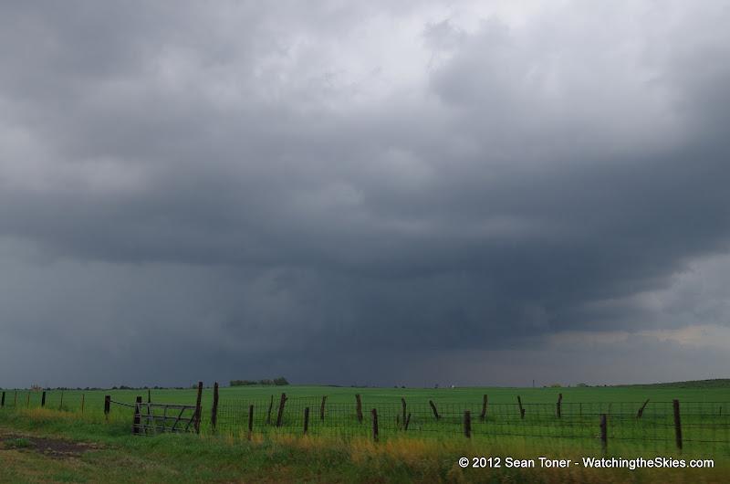 04-14-12 Oklahoma & Kansas Storm Chase - High Risk - IMGP0385.JPG