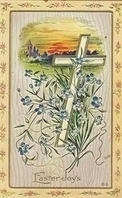 Easter Postcard (3)