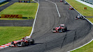Massa still leads Alonso