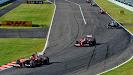 Massa still leads Alonso