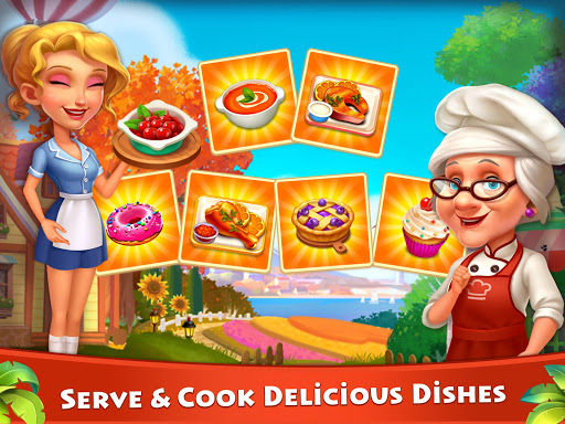 Cooking Town u2013 Restaurant Chef Game 1.7.0 screenshots 9