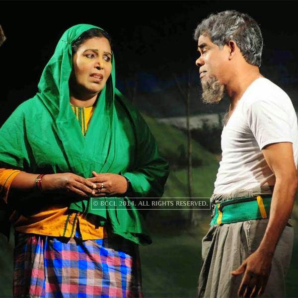 The Malayalam play Ramanante Maranam Oru Flashback inspired and enthraled the spectators in Kochi.
