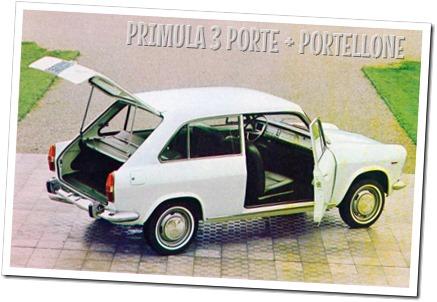 Autobianchi-Primula-3 PORTE con portellone - autodimerda.it