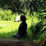 Весенний сессин с монахиней Эйки (Карпаты, 2012)