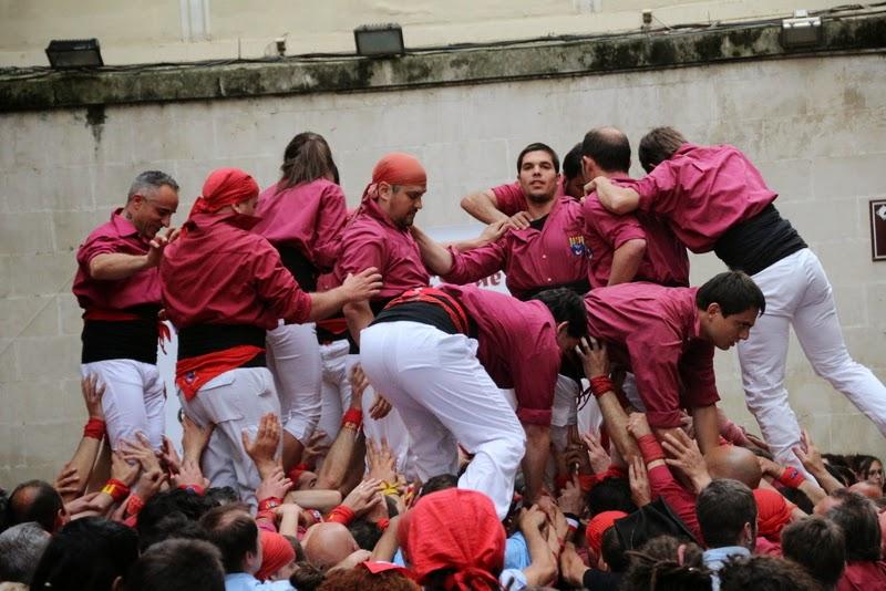 Actuació 20è Aniversari Castellers de Lleida Paeria 11-04-15 - IMG_8942.jpg