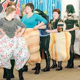 """Конкурсы плавно перетекли в исполнение танца """"Ламбада"""""""