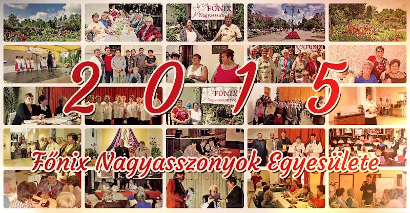 Főnix Somogyi Nagyasszonyok 2015 első félév