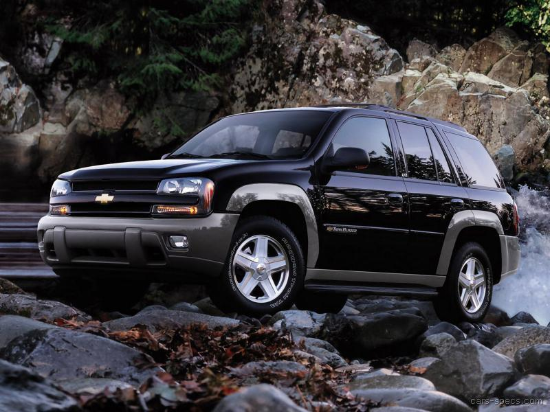 2005 Chevrolet TrailBlazer EXT SUV Specifications Pictures Prices