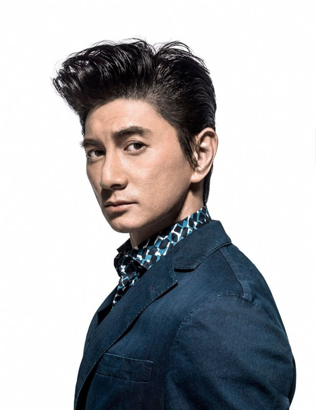 Nicky Wu / Wu Qilong China Actor