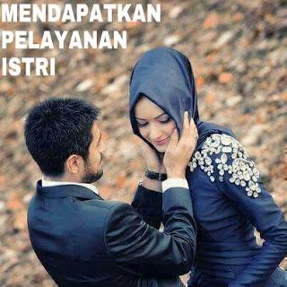 Seorang Suami Mempunyai Hak Untuk Mendapatkan Pelayanan Dari Istri