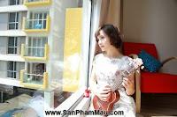 Ngắm căn hộ bình dân nhỏ xinh của diễn viên Lan Phương - Thiết kế phòng ngủ