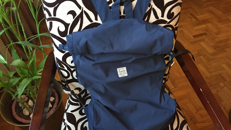 TO&FRO backpack