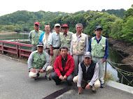 TAM釣友会のみなさん (2013.5.10)