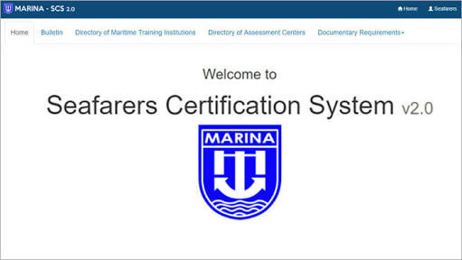 How To Create A SCS Account The Nautical Blog - Document processing system