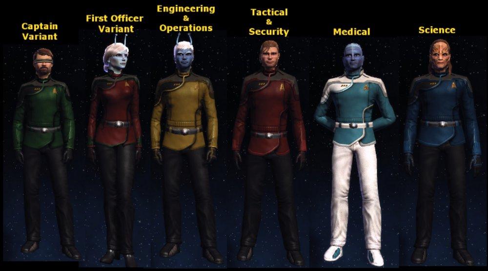 Uniform Screenshot Gallery — perfectworld-startrekonline