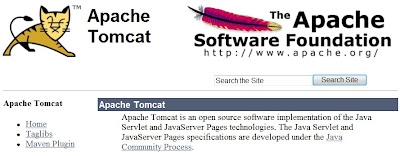 Apache Tomcat http://tomcat.apache.org/