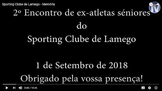 Vídeo - Sporting Clube de Lamego - Memória