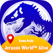 Jurassic World Alive Tube & Companion
