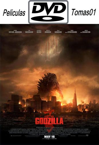 Godzilla (2014) DVDRip