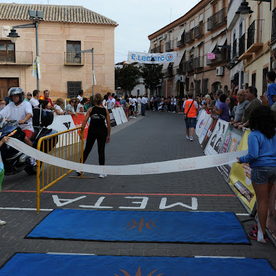 Medio Maratón de Torralba 2013 - Llegada