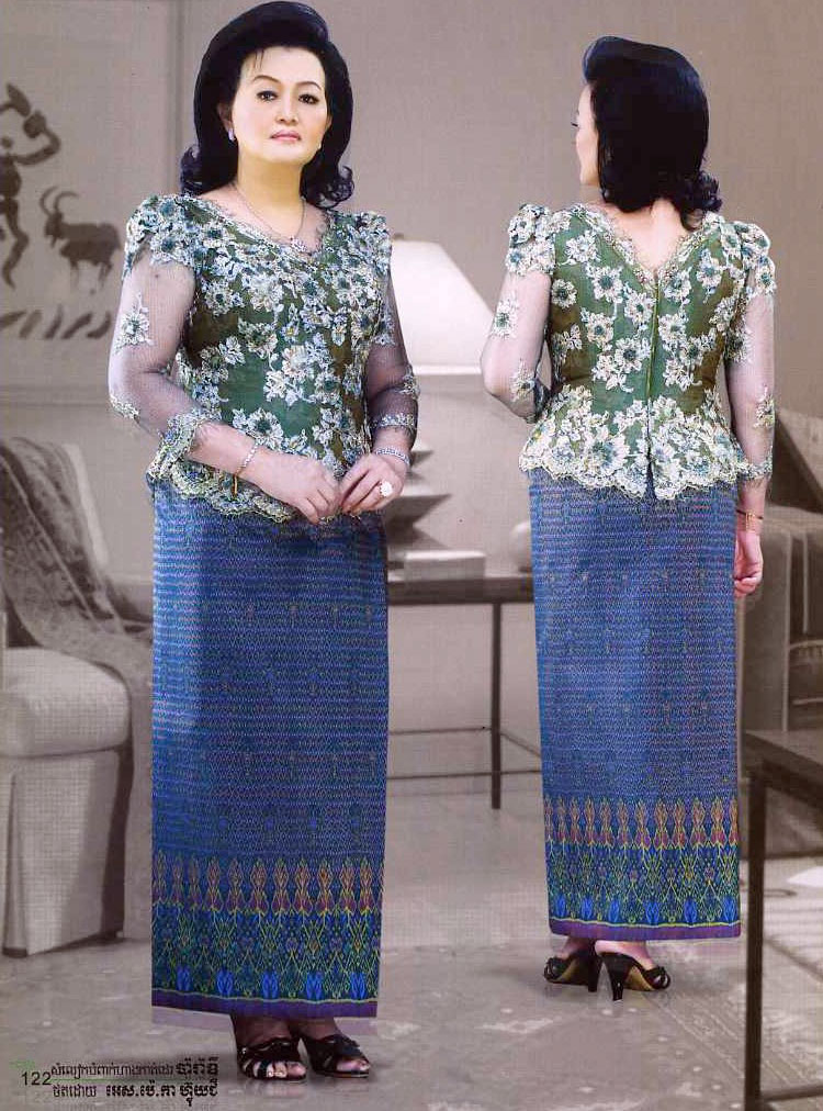 Dap News Khmer Clothes In Cambodia Khmer Fashion Clothing In Cambodia