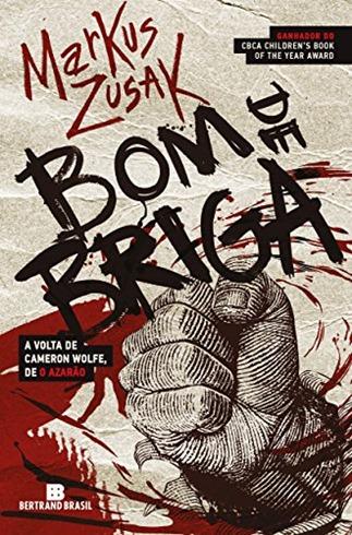 Bom de Briga - Capa