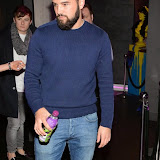WWW.ENTSIMAGES.COM -   Ricky Rayment  arriving    at      The MediaSkin Gifting Lounge at Stamp 79 Oxford Street London November 6th 2014                                                 Photo Mobis Photos/OIC 0203 174 1069