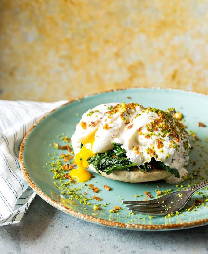 Eggs Florentine Recipe | Breakfast Care