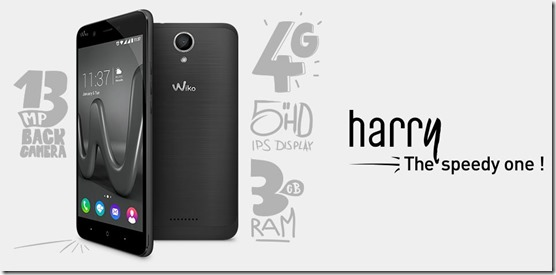 Wiko Harry