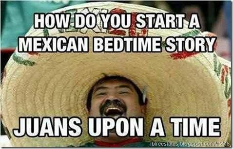 Problems Mexicans Memes