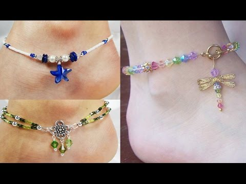 THE BEST CRYSTAL ANKLETS ACCESSORIES FOR CHIC WOMEN 6