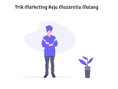 Trik Marketing Terbaik Keju Mozarella Malang