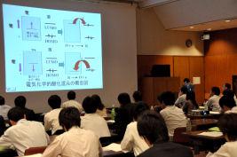 BASセミナー2009 第1回 「電気化学計測の基礎」 元東京大学工学部 助教授 渡辺 訓行 先生