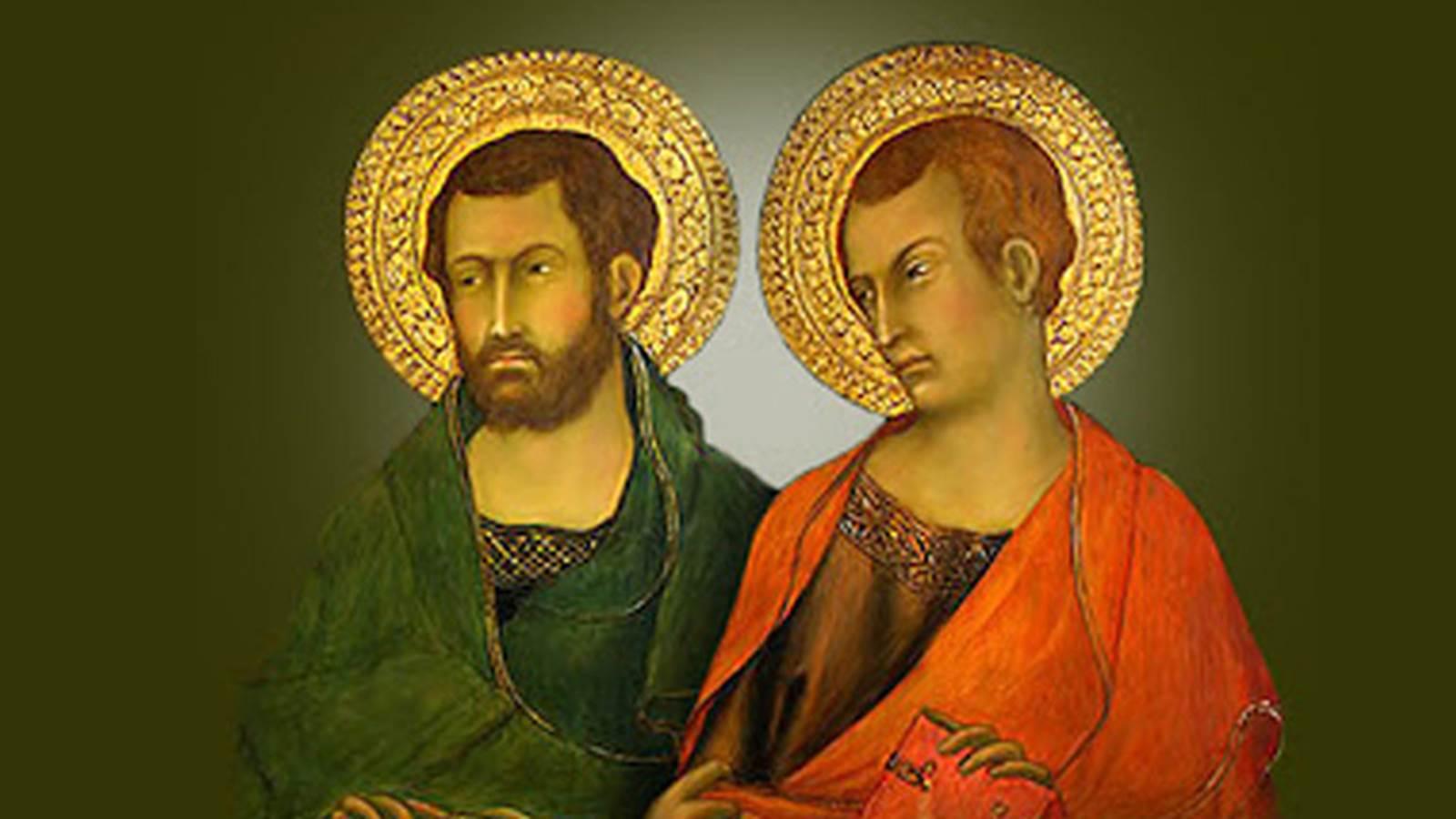 Gọi và chọn (28.10.2019 – Thứ Hai - (Thánh Simon và thánh Giuđa, tông đồ)