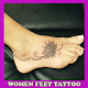 Women Feet Tattoo icon