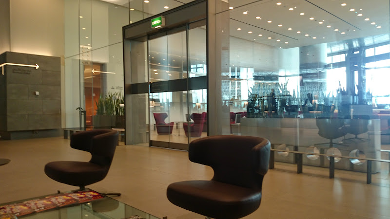 DSC 4998 - REVIEW - Qatar Al Mourjan Business Class Lounge, Doha (September 2014)
