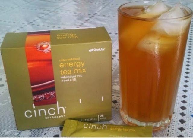 Fungsi Cinch Tea Shaklee