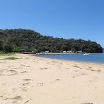 Walking along Patonga Beach (219014)