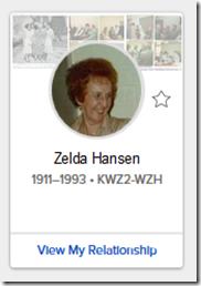 人民页面上的一个人的例子