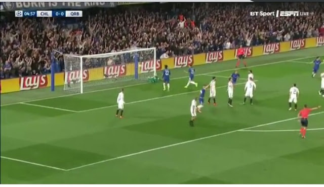 Chelsea vs Qarabag Champions League Match Highlights