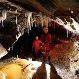 Grotte de Roquebleue - novembre 2012