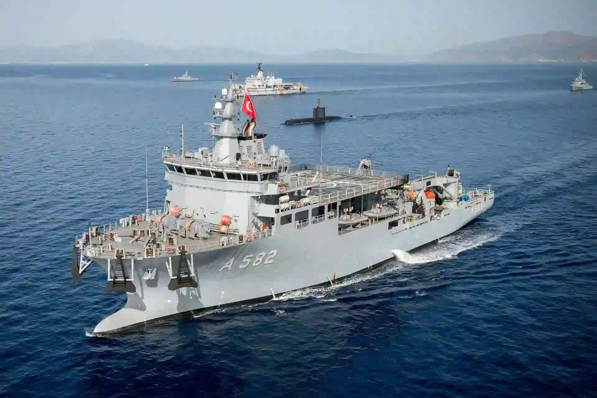 Top 10 Most Powerful Naval Countries In the World 2020