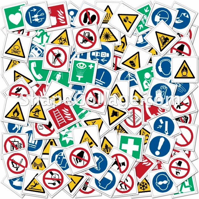 Business Industrial And Workplace Health And Safety Signs